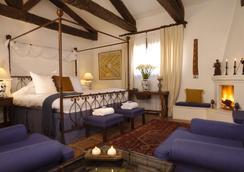 卡萨恩坎塔达酒店 - 安地瓜 - 睡房