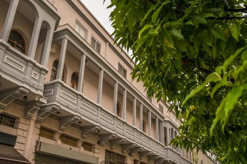 泛美酒店 - 危地马拉 - 建筑