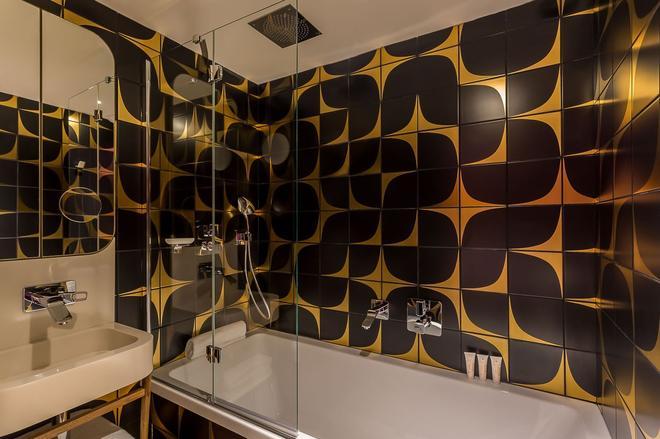 布雷西亚剧院酒店 - 巴黎 - 浴室