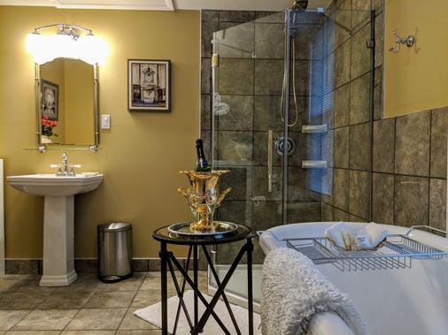 切尔西酒吧与旅馆 - 大西洋城 - 浴室