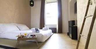 爱客房论坛和罗马竞技场酒店 - 罗马 - 睡房