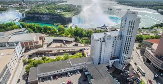 奥克斯瀑布美景酒店 - 尼亚加拉瀑布 - 建筑