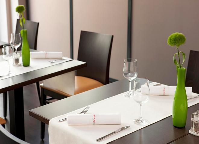 汉诺威跨市酒店 - 汉诺威 - 餐厅