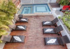 卡萨卡纳巴尔精品酒店 - Cartagena - 游泳池