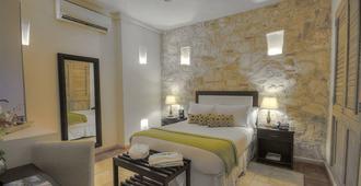 卡萨卡纳巴尔精品酒店 - 卡塔赫纳 - 睡房