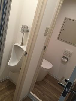 船场旅馆 - 大阪 - 浴室