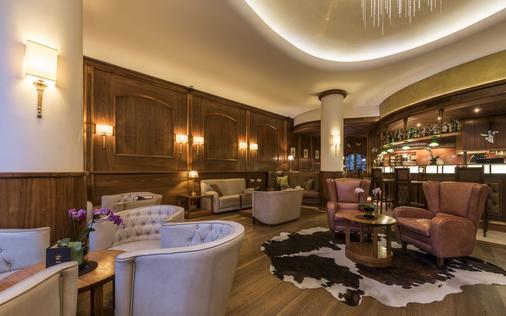 安杰罗恩格尔酒店 - 奥蒂塞伊 - 酒吧