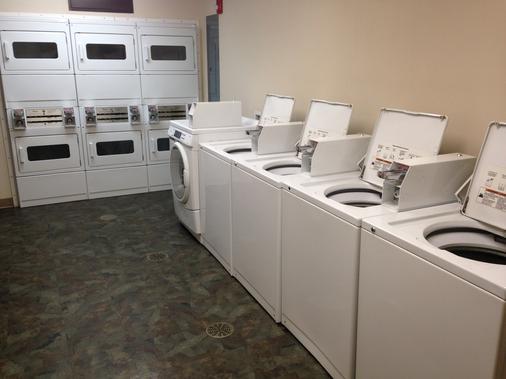 罗彻斯特戴斯套房酒店 - 罗切斯特 - 洗衣设备