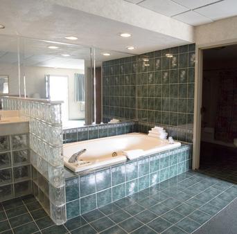 南岸酒店 - 桑达斯基 - 睡房