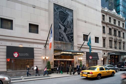 千禧百老汇新纽约时代广场酒店 - 纽约 - 建筑