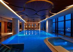 布尔萨希尔顿会议&Spa酒店 - 伯萨 - 游泳池