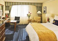 万豪文图拉海滩酒店 - 文图拉 - 睡房