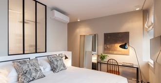 摩根米斯酒店 - 阿姆斯特丹 - 睡房