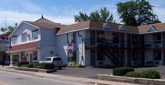 水晶旅馆 - 尼亚加拉瀑布 - 建筑
