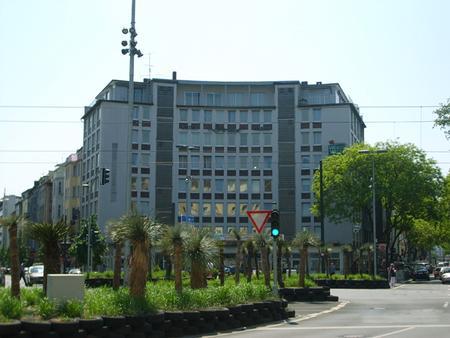 多摩莫蒂尔酒店 - 杜塞尔多夫 - 建筑