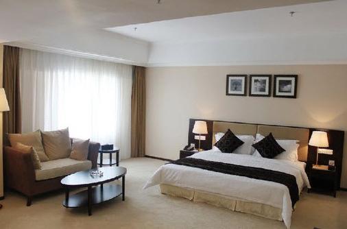珠海君怡国际酒店 - 珠海 - 睡房