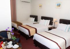 Hotel Vistaria - 柔佛巴鲁 - 睡房