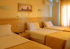 Royal Carine Hotel - 安卡拉 - 睡房