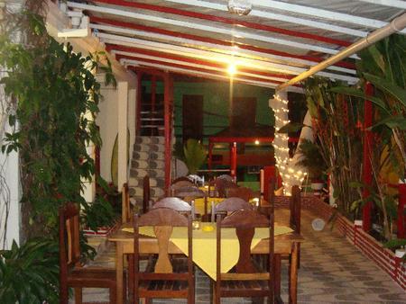 埃斯柯雷古拉盖旅馆 - 莫罗圣保罗 - 露台