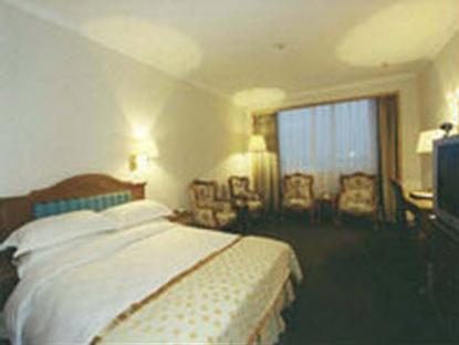 北京南粵苑賓館 - 北京 - 睡房