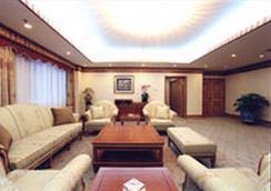 北京南粵苑賓館 - 北京 - 客厅