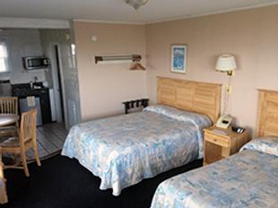 旧殖民风汽车旅馆 - Old Orchard Beach - 睡房