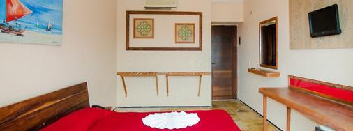 未来之港酒店 - 福塔莱萨 - 客厅