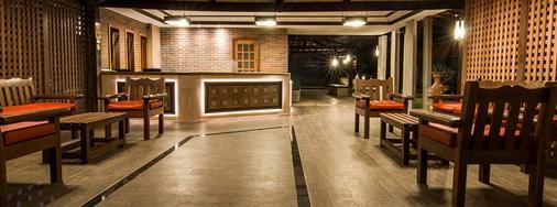 未来之港酒店 - 福塔莱萨 - 柜台