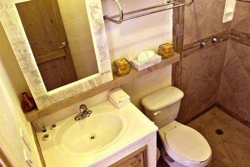 卡波维斯塔酒店(限成人) - 卡波圣卢卡斯 - 浴室