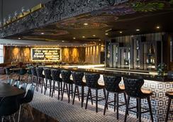 棕榈泉硬石酒店 - Palm Springs - 酒吧