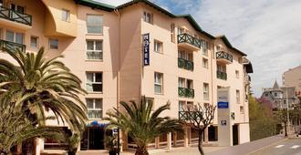 大洋洲艾斯卡勒比亚丽兹酒店 - 比亚里茨 - 建筑