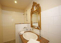 胡腾伯格酒店 - 吕贝克 - 浴室