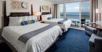 贸易风岛大酒店 - 圣皮特海滩 - 睡房