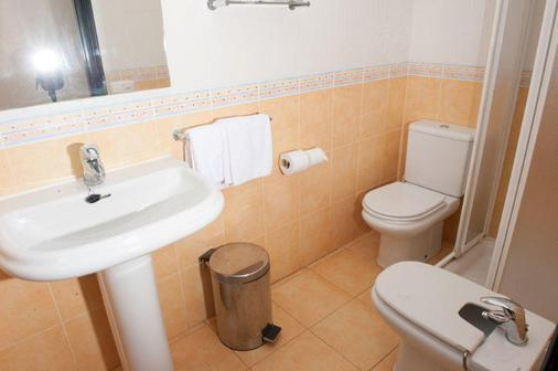 埃尔格洛布酒店 - 巴伦西亚 - 浴室