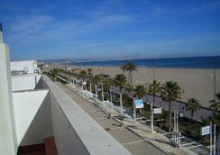 埃尔格洛布酒店 - 巴伦西亚 - 海滩