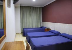 埃尔格洛布酒店 - 巴伦西亚 - 睡房