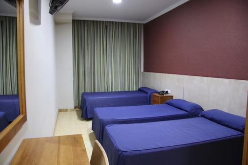 环球酒店 - 巴伦西亚 - 睡房