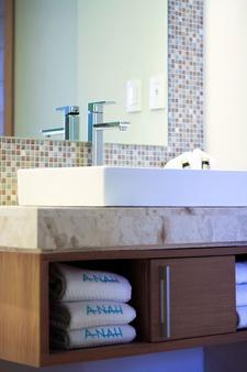 亚拿套房公寓 - 卡曼海灘 - 浴室