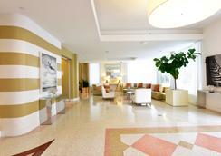 迈阿密佩斯塔纳南海滩艺术装饰酒店 - 迈阿密海滩 - 大厅