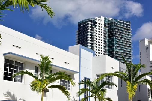 佩斯塔纳南滩酒店 - 迈阿密海滩 - 户外景观
