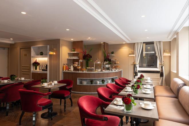 拜伦勋爵酒店 - 巴黎 - 自助餐