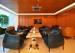 新山V8酒店 - 柔佛巴鲁 - 休息厅