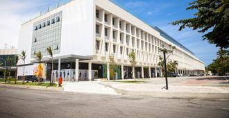 桑托斯杜蒙奇才酒店 - 里约热内卢 - 建筑
