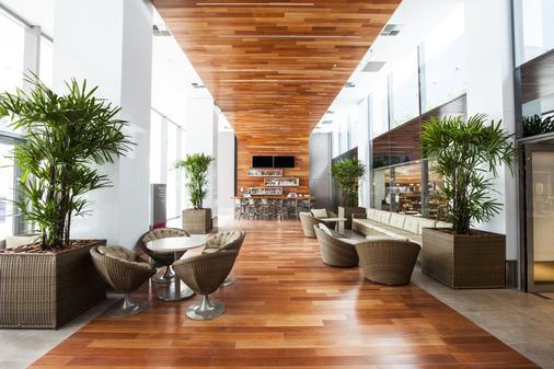 桑托斯杜蒙奇才酒店 - 里约热内卢 - 酒吧