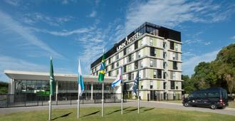 加利昂linx国际机场酒店 - 里约热内卢 - 建筑