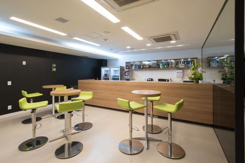 加利昂linx国际机场酒店 - 里约热内卢 - 酒吧