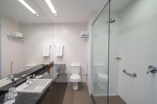 加利昂linx国际机场酒店 - 里约热内卢 - 浴室