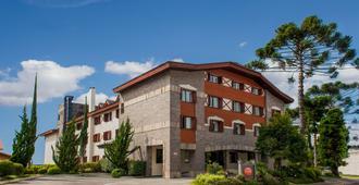 格拉马杜高山小屋奇迹酒店 - 格拉玛多 - 建筑