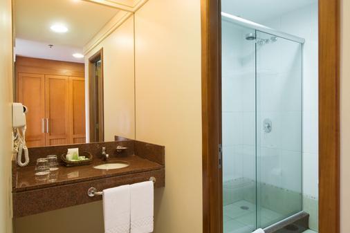 格拉马杜高山小屋奇迹酒店 - 格拉玛多 - 浴室