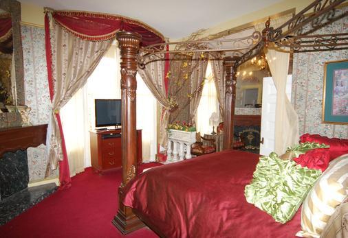 安妮女王酒店 - 旧金山 - 睡房
